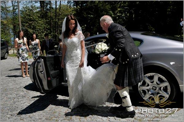 abito da sposa matrimonio Verbania