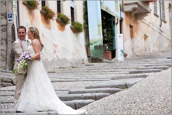 fiorista matrimonio Orta