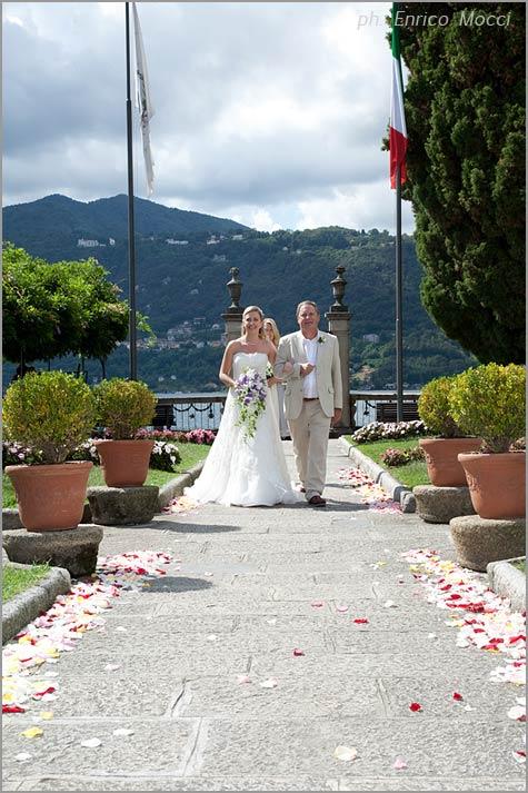 organizzazione matrimoni Villa Bossi Orta