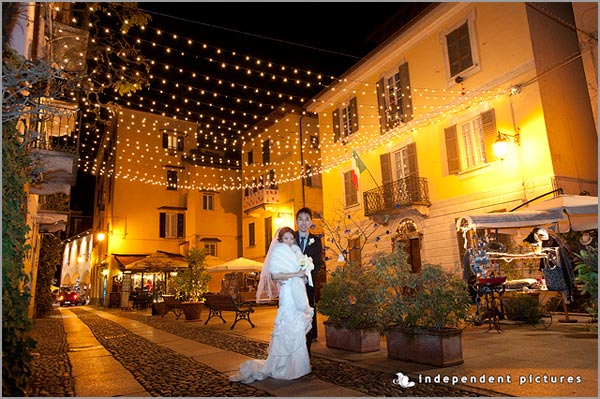 Matrimonio Toscana Inverno : Matrimonio d inverno lago maggiore