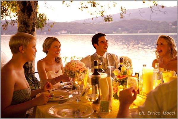 cena matrimonio ristorante Ustaria Ca dal Rat