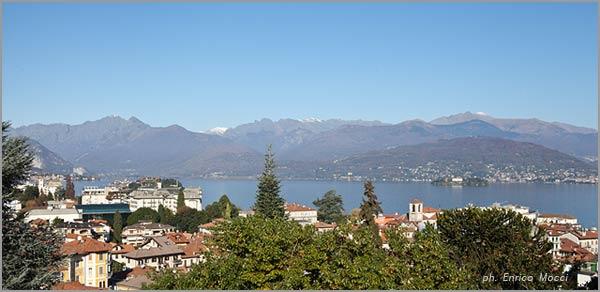 villa panoramica eventi a Stresa lago Maggiore