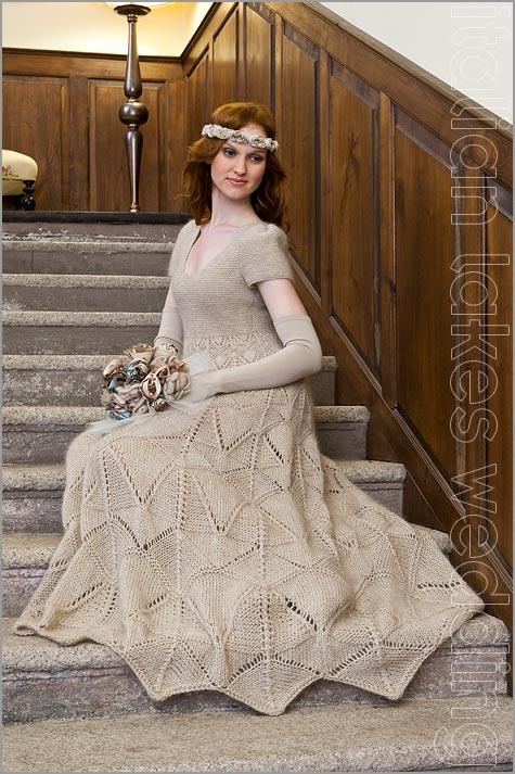 vestiti da sposa invernali Novara