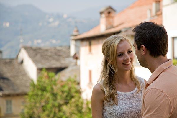 fotografie pre matrimoniali sul lago d'Orta