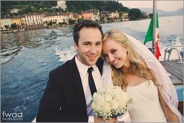servizi matrimoni navigazione Lago d'Orta