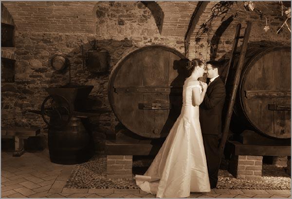 matrimonio sulle Colline dell'Alto Novarese