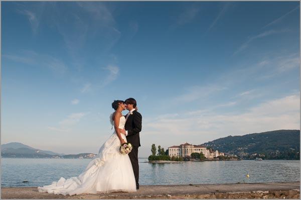 fotografo matrimonio Milano e Stresa
