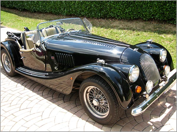 Morgan Sport Car Club Espa F A D Amorgan Sport Car Club Holland