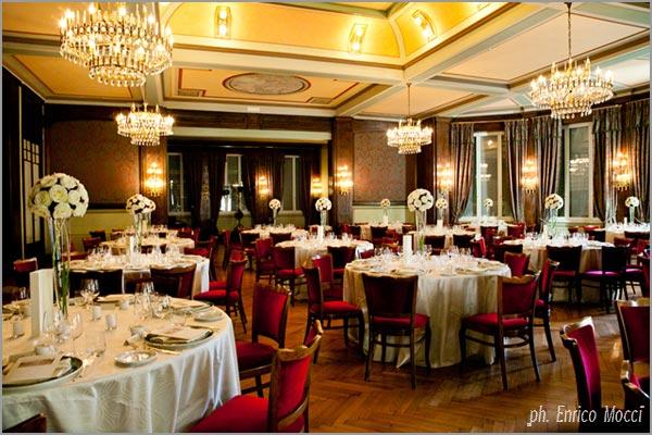 allestimenti floreali Hotel Majestic La Piccola Selva floral designer