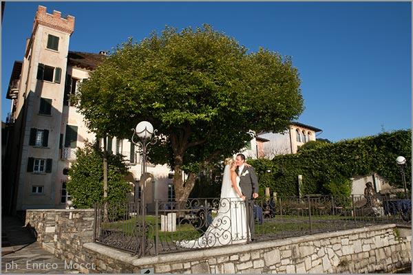matrimonio a Villa Gippini