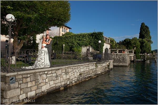 matrimonio a Villa Gippini Lago d'Orta
