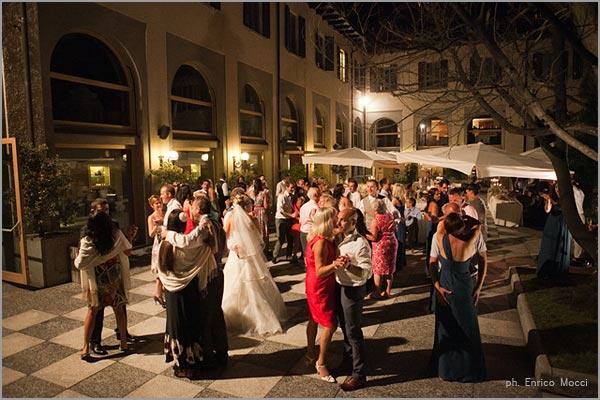 DJ matrimonio Hotel San Rocco
