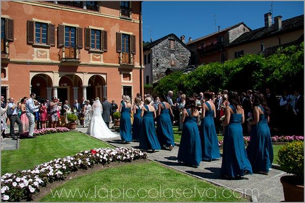 La Piccola Selva fiorista matrimonio Villa Bossi Orta