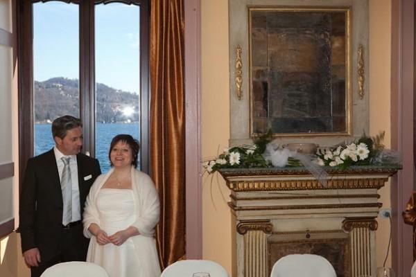 sala per ricevimenti nuziali Ristorante San Giulio Lago d'Orta