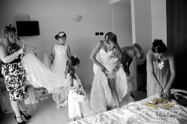 matrimonio Hotel L'Approdo Pettenasco