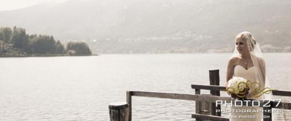 nozze sul lago d'Orta