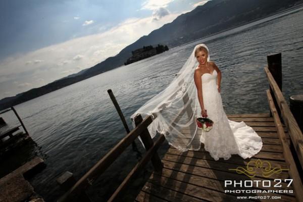 organizzazione matrimoni a Villa Bossi
