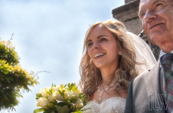 matrimonio scozzese sul Lago d'Orta