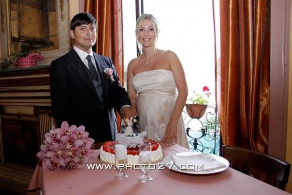 sala per ricevimenti di matrimonio Ristorante San Giulio