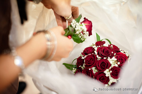 bouquet fiorista Orta