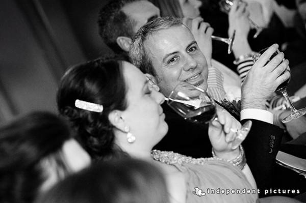 cena matrimonio Hotel San Rocco