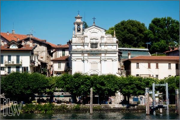 matrimonio chiesa San Vittore isola bella