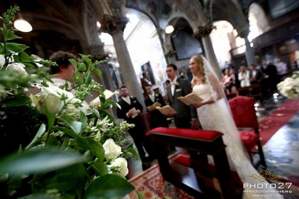 matrimonio chiesa dell'Assunta