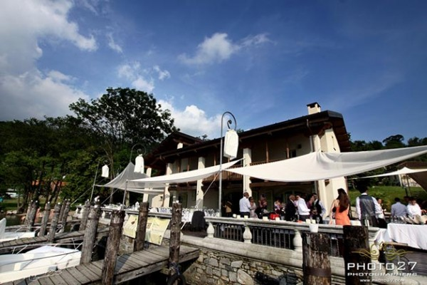 nozze ristorante Orta Beach Club