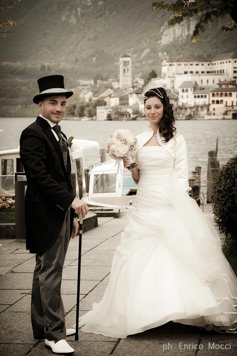 Abito Matrimonio Uomo Vintage : Matrimonio vintage lago maggiore
