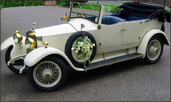 Rolls-Royce-Torpedo-noleggio-autodepoca-matrimonio-Orta-Verbania