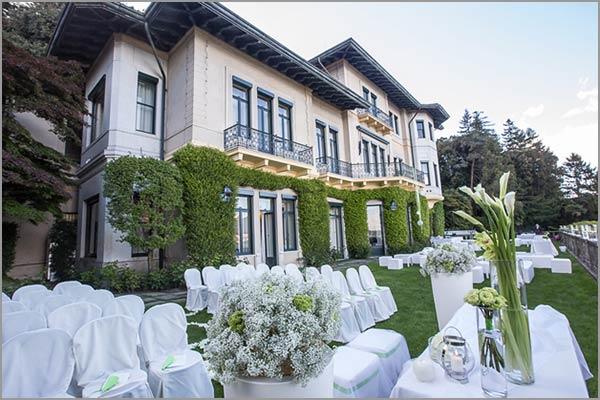 Villa Guarracino Matrimonio
