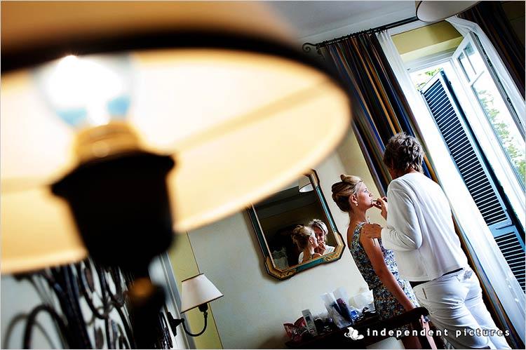 Preparativi nozze Hotel isola dei Pescatori