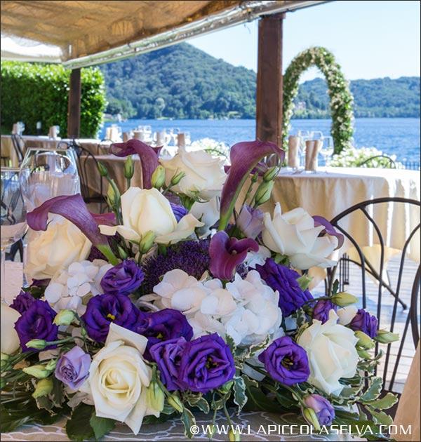 fiori matrimonio ristorante Ustaria Ca Dal Rat
