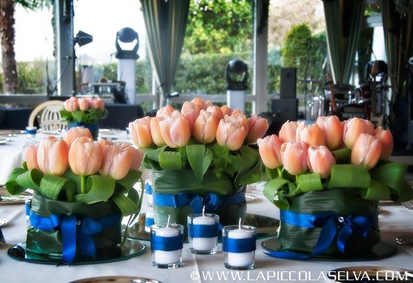 fiorista matrimonio Villa Aminta Stresa