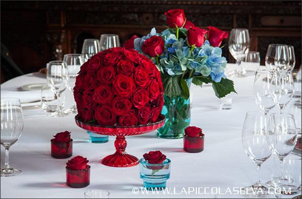 fiorista matrimonio Hotel Villa Crespi