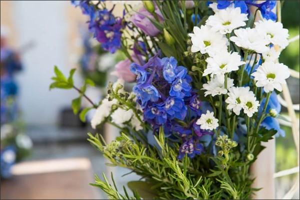 Addobbi floreali Palazzo Sperati Miasino