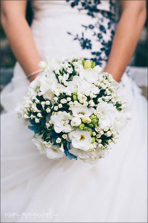bouquet sposa Villa Pestalozza