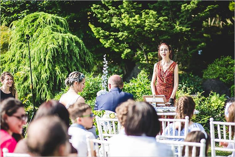 Celebrante matrimonio Villa Paradeisos, Varese