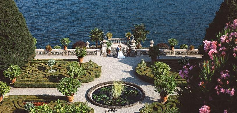 Independent Pictures fotografi matrimonio Lago Maggiore