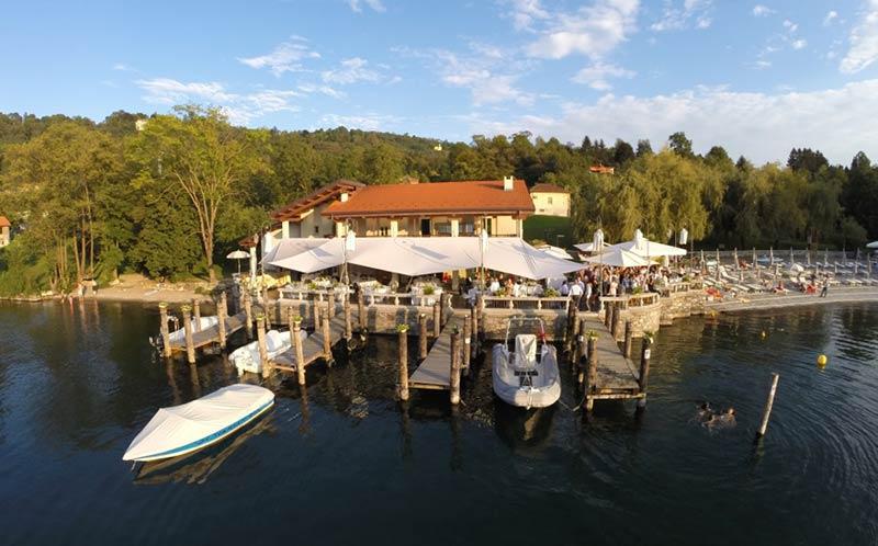 Matrimonio al ristorante Luci sul Lago