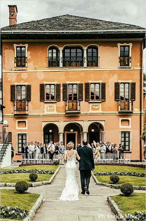 cerimonia civile Villa Bossi