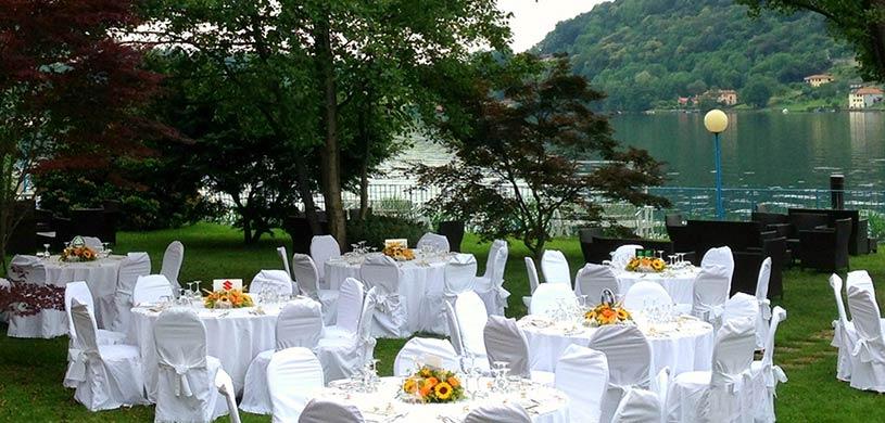 Matrimonio al ristorante L'Approdo