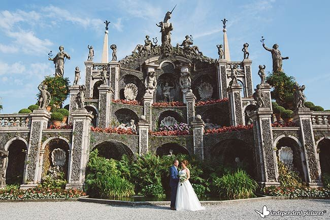 Matrimonio Isola Bella © foto Independent Pictures