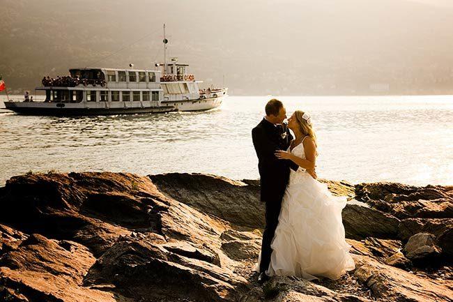 Matrimonio Lago Maggiore © foto Enrico Mocci