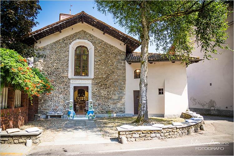 Matrimonio nella Capella Privata di Villa Giannone