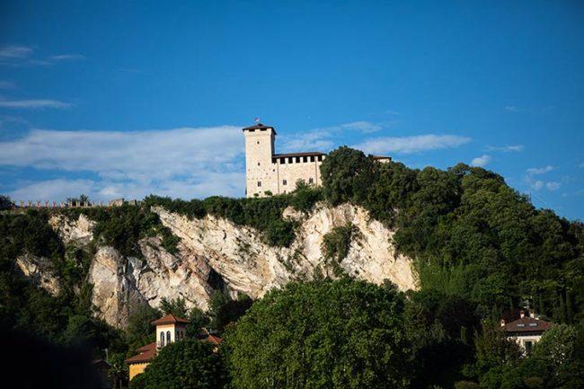 Castello per matrimonio sul Lago Maggiore © foto Irideblu