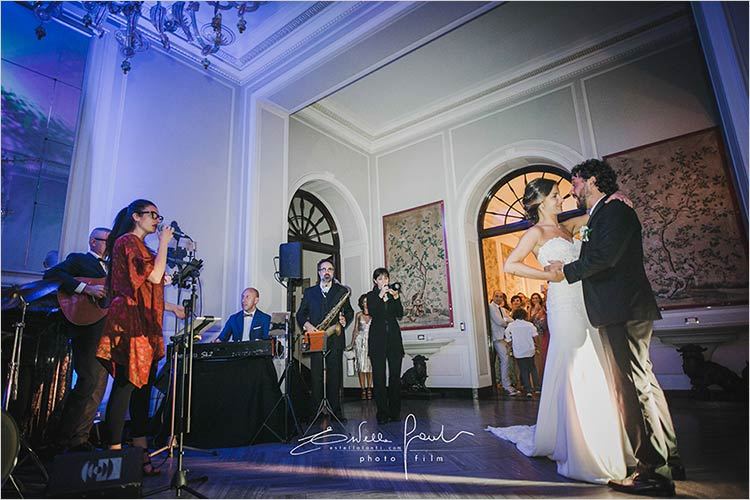 Ricevimento di matrimonio a Villa Muggia di Stresa