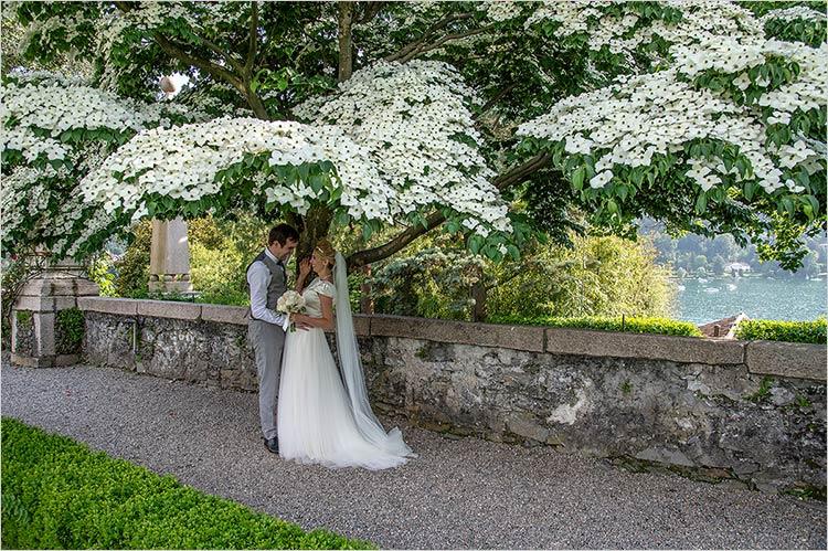 Matrimonio sull'Isola Madre