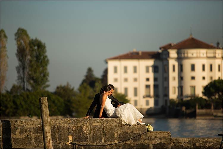 Matrimonio Isola dei Pescatori