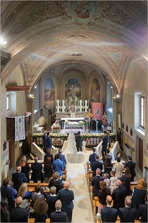 Matrimonio chiesa Isola dei Pescatori
